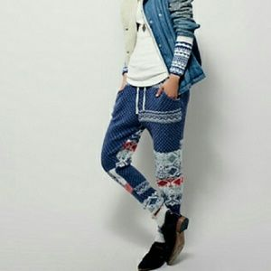Free People Snuggle Up Joggers